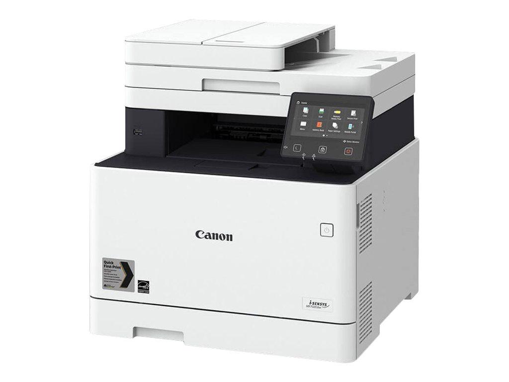 Canon i-SENSYS MF732Cdw - Multifunktionsdrucker - Farbe - Laser - A4 (210 x 297 mm)