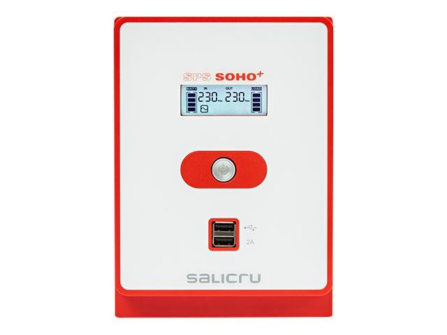 SALICRU SPS SOHO+ SPS 1200 SOHO+ - USV - Wechselstrom 230 V