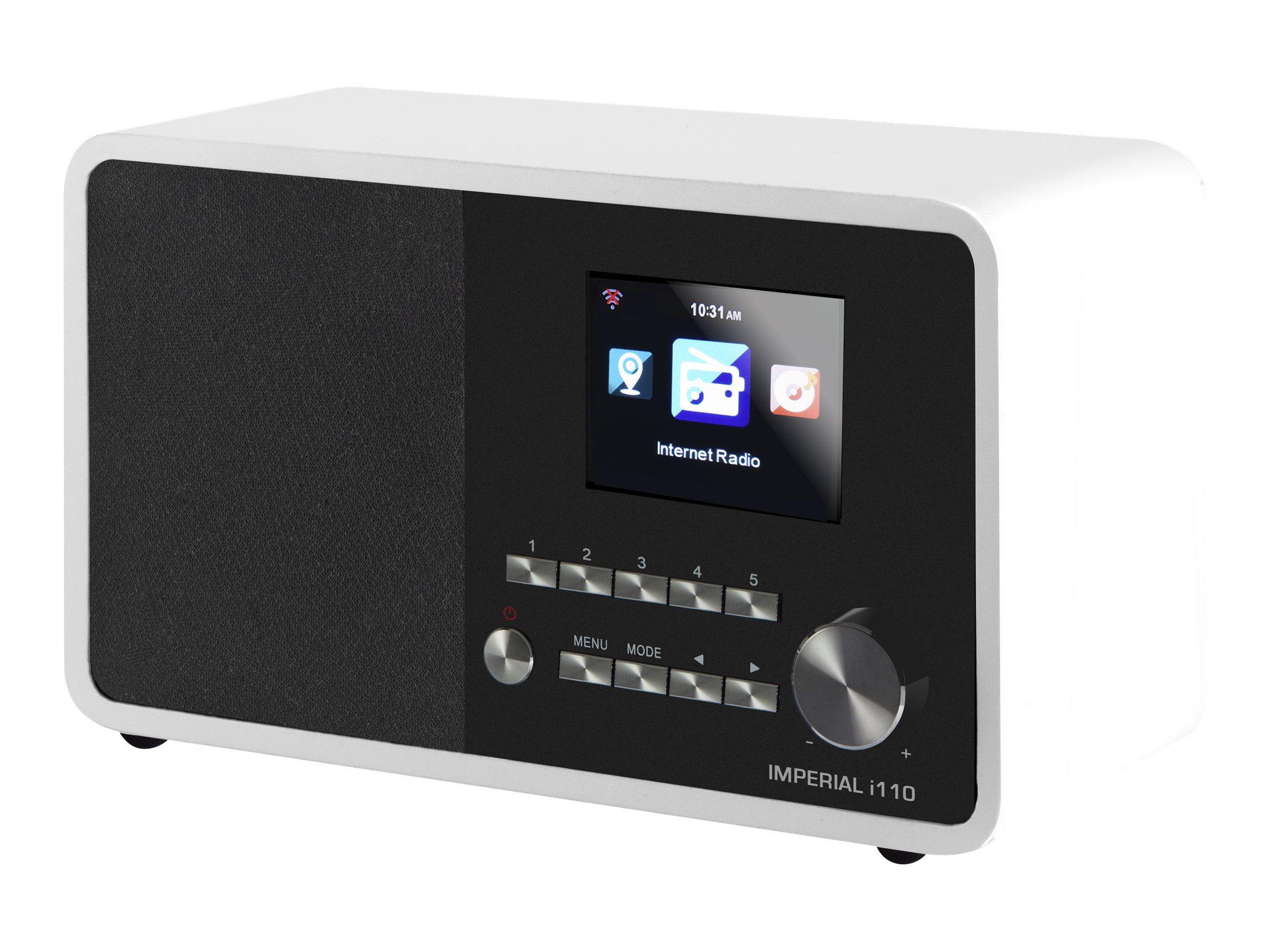 Telestar imperial i110 - Netzwerk-Audio-Player - 5 Watt (Gesamt)
