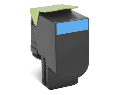 Lexmark 702C R Laser cartridge 1000Seiten Cyan