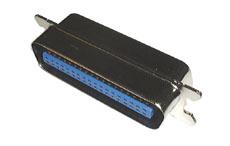 Lindy Gender Changer für Drucker - Centronics 36-Polig (M) - Centronics 36-Polig (M) ( IEEE-1284 )