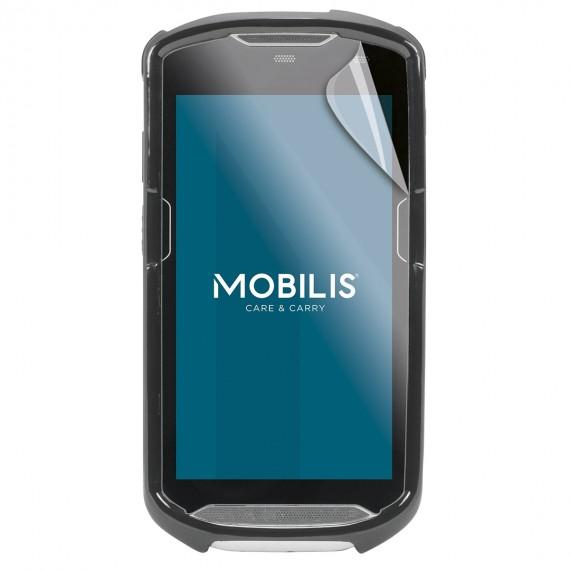 Mobilis 036096 Clear screen protector Mobile phone/Smartphone Zebra Zebra Scratch resistant Shock resistant Transparent