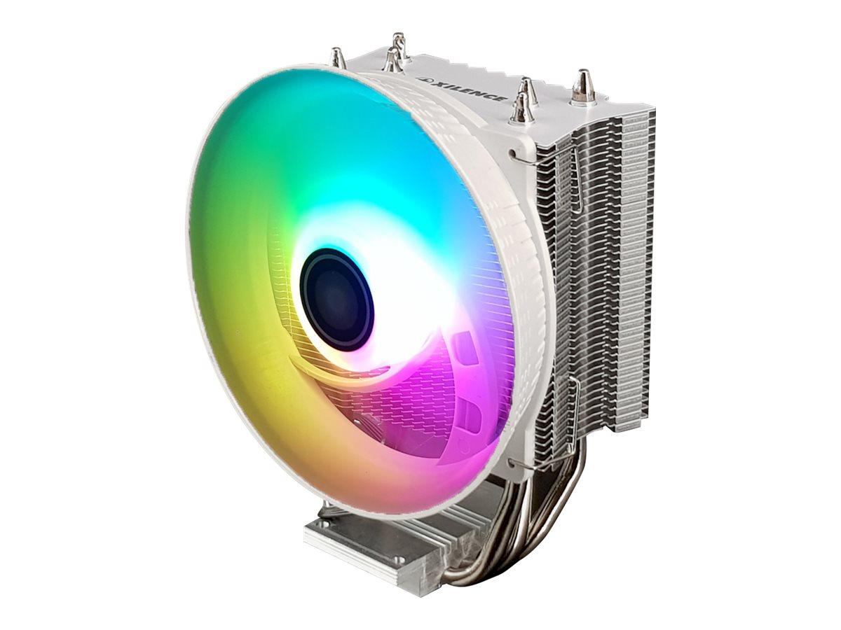 Xilence Performance C Series M403PRO.W.ARGB - Prozessor-Luftkühler - (für: LGA1156, AM2, AM2+, AM3, LGA1155, AM3+, LGA2011, FM1, FM2, LGA1150, FM2+, LGA1151, AM4, LGA1200)