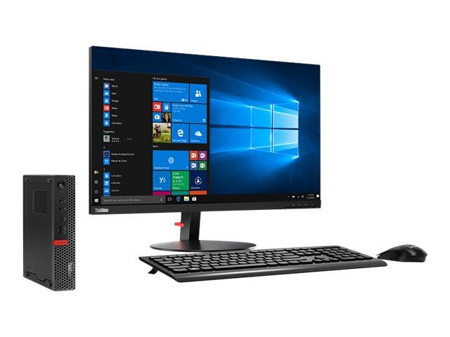 Lenovo ThinkCentre M920q 10RS - Mini - Core i7 9700T / 2 GHz