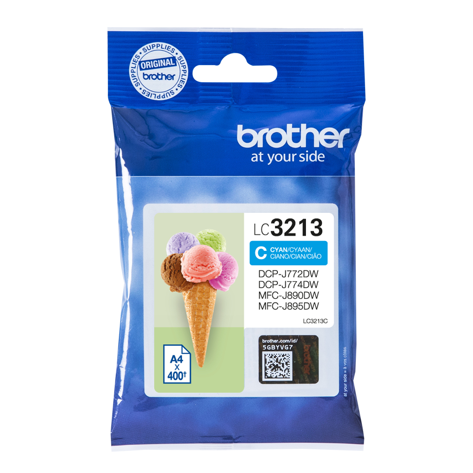 Brother LC3213C