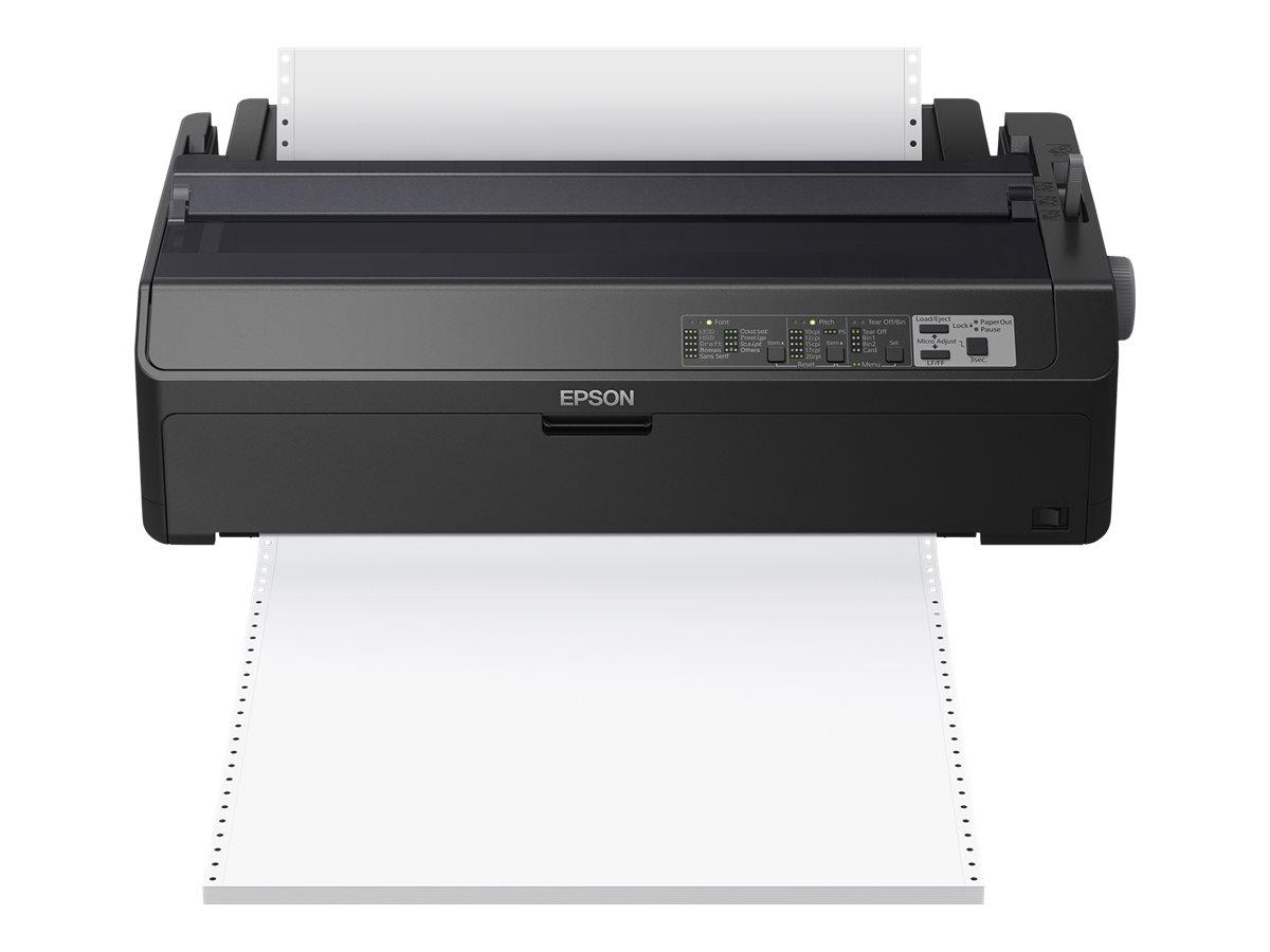 Epson LQ 2090IIN - Drucker - monochrom - Punktmatrix - Rolle (21,6 cm)