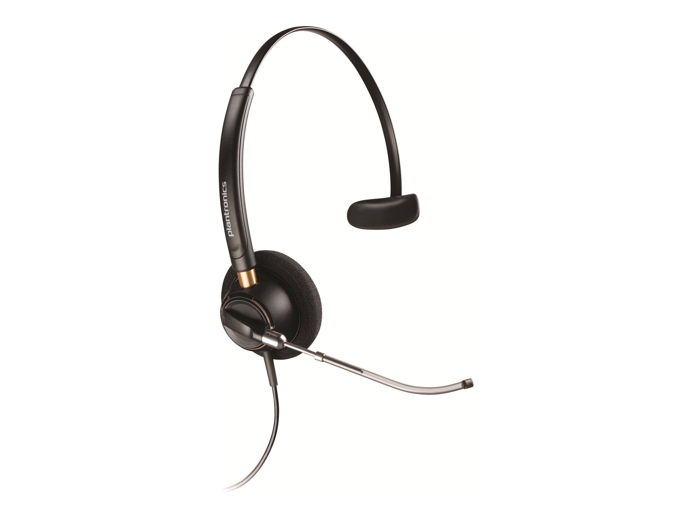 Poly EncorePro HW510V - Headset - On-Ear - kabelgebunden