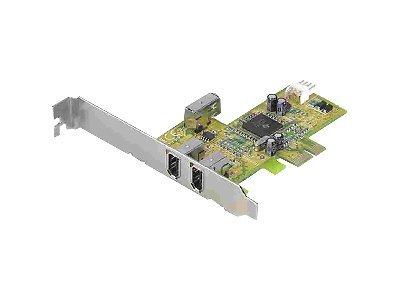 Dawicontrol DC 1394 PCIE - FireWire-Adapter - PCIe