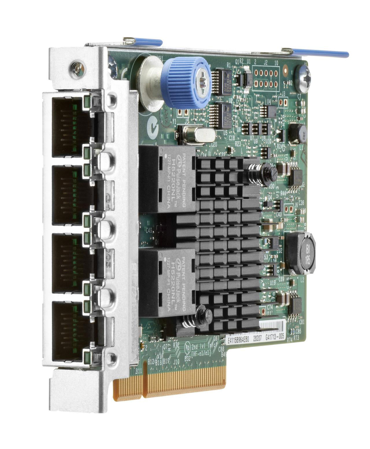 HPE Ethernet 1Gb 4-port 366FLR Adapter (665240-B21)