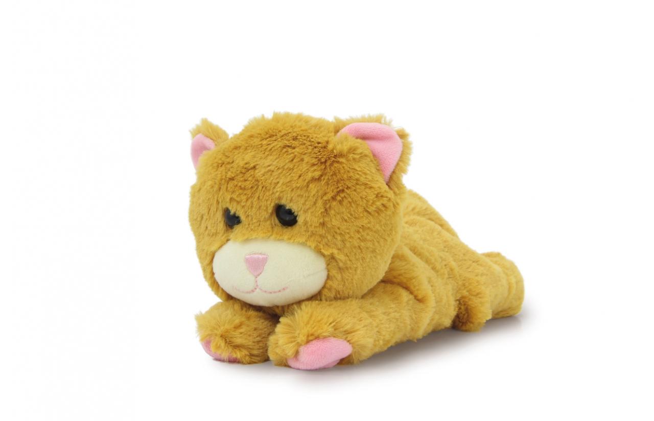 JAMARA Clampy Cat - Spielzeug-Katze - 3 Jahr(e) - Interaktiv - LR44