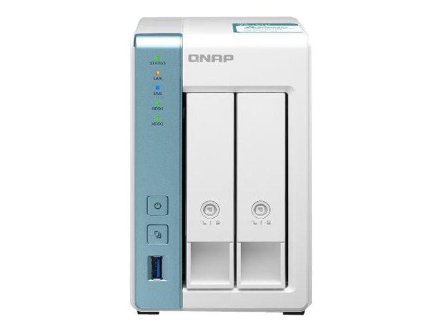 QNAP TS-231K - NAS-Server - 2 Sch?chte - SATA 6Gb/s