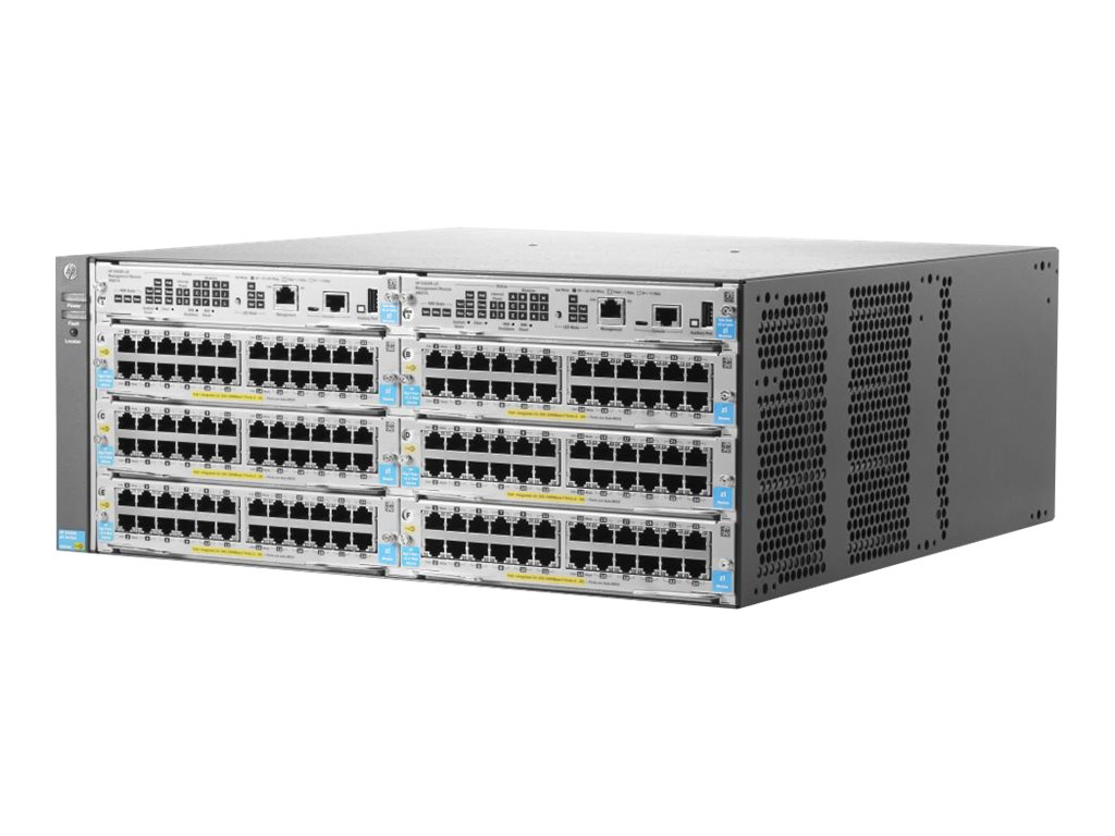 HP Enterprise Aruba 5406R zl2 - Switch - verwaltet