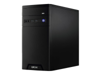 CyberGamer 5549 3.6GHz 1600x Tower Schwarz PC
