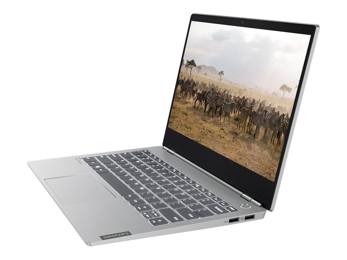 Lenovo ThinkBook 13s-IML 20RR - Core i5 10210U / 1.6 GHz - Win 10 Pro 64-Bit - 8 GB RAM - 256 GB SSD NVMe - 33.8 cm (13.