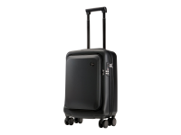 All in One Carry On Luggage - Koffer mit Rollen für Tablet / Notebook - Hardside