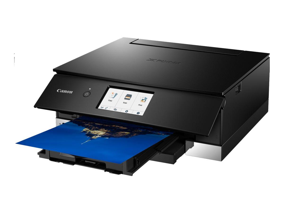 CANON PIXMA TS8350 black, Tinte, MFP, A4