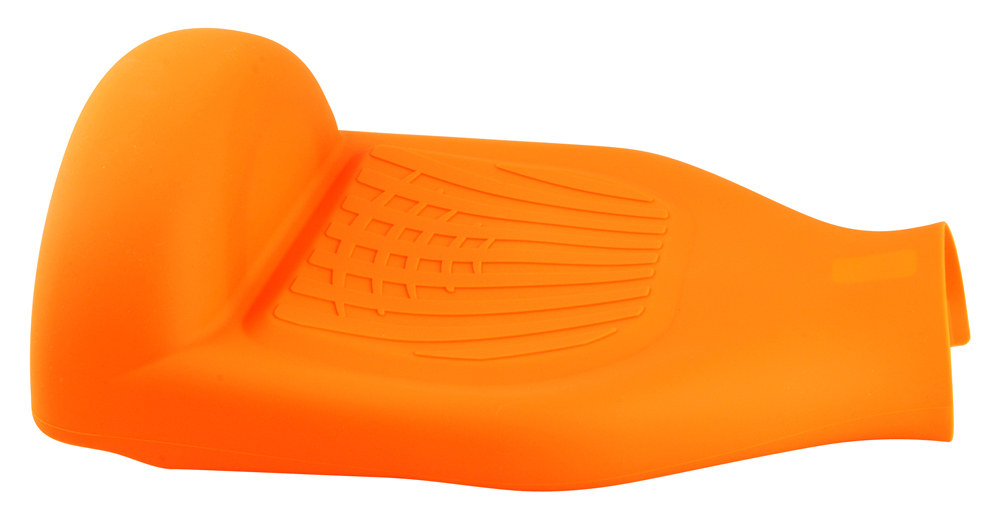 iconBIT AS-0002S - Hülle - Orange - Silikon - 16,5 cm (6.5 Zoll) - SD-0022K - SD-0022R,SD-0022B - SD-0022W - Box