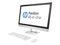 Pavilion 27-r030ng - All-in-One (Komplettlösung) - 1 x Core i5 7400T / 2.4 GHz