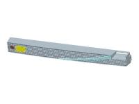 A1UBEZEL Frontblende Metallisch Laufwerksschacht-Konsole