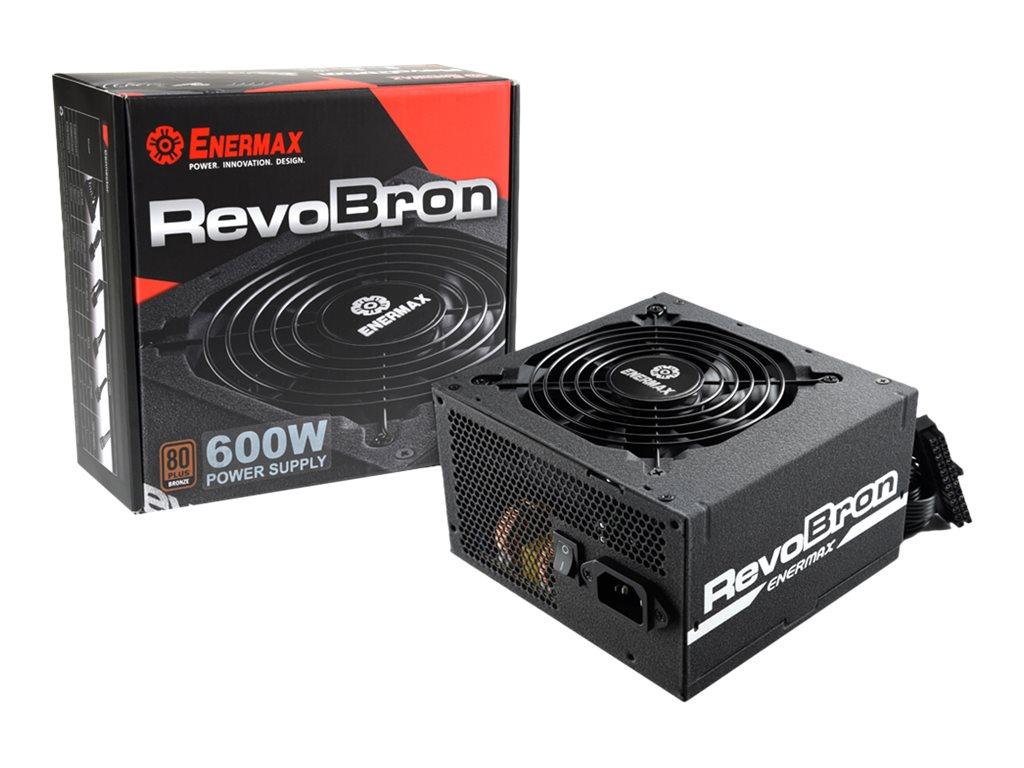 Vorschau: Enermax RevoBron ERB600AWT ED.2 - Stromversorgung (intern)