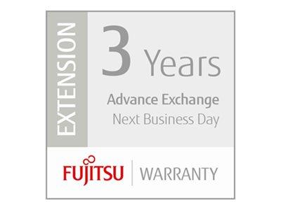 Fujitsu Scanner Service Program 3 Year Extended Warranty for Fujitsu Passport/ID Scanners - Erweiterte Servicevereinbarung (Verlängerung)