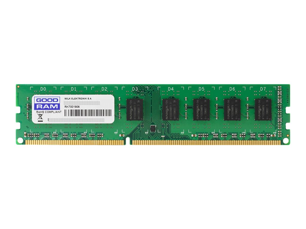 GoodRam DDR3 - Modul - 8 GB - DIMM 240-PIN