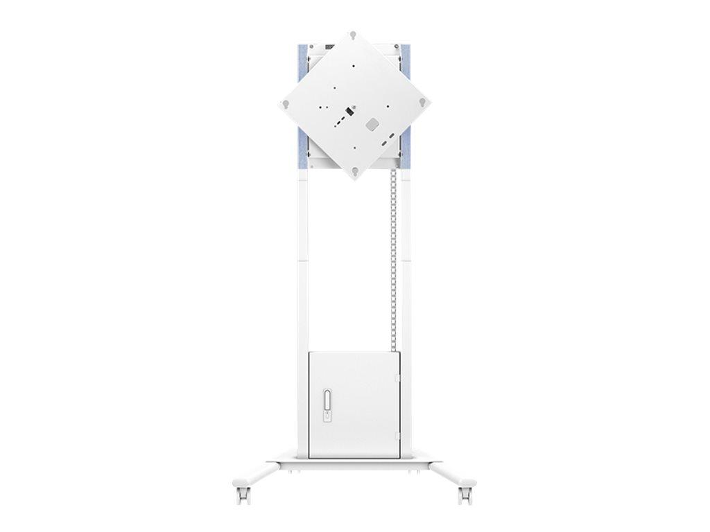 Hagor Mobile Lift Pro Light Flip - Wagen für LCD-Display (Electric Lift)