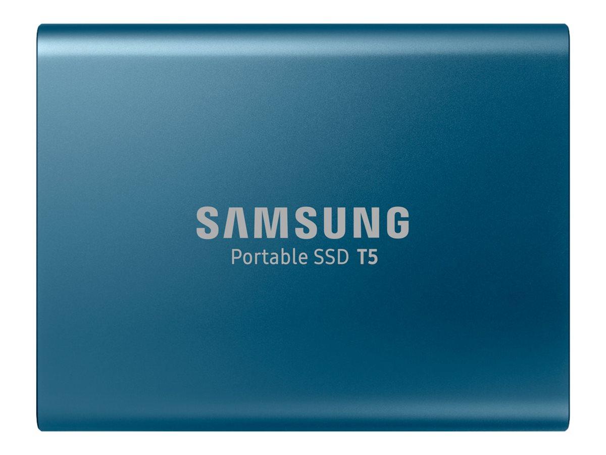 Samsung T5 MU-PA500 - 500 GB SSD - extern (tragbar)