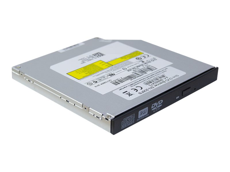 "Inter-Tech Laufwerk - DVD±RW - Serial ATA - intern - 5,25"" Slim Line (13.3 cm Slim Line)"