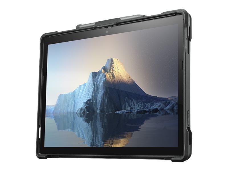 Vorschau: Lenovo ThinkPad - Hintere Abdeckung für Tablet - Silikon, Polycarbonat, Thermoplastisches Polyurethan (TPU)