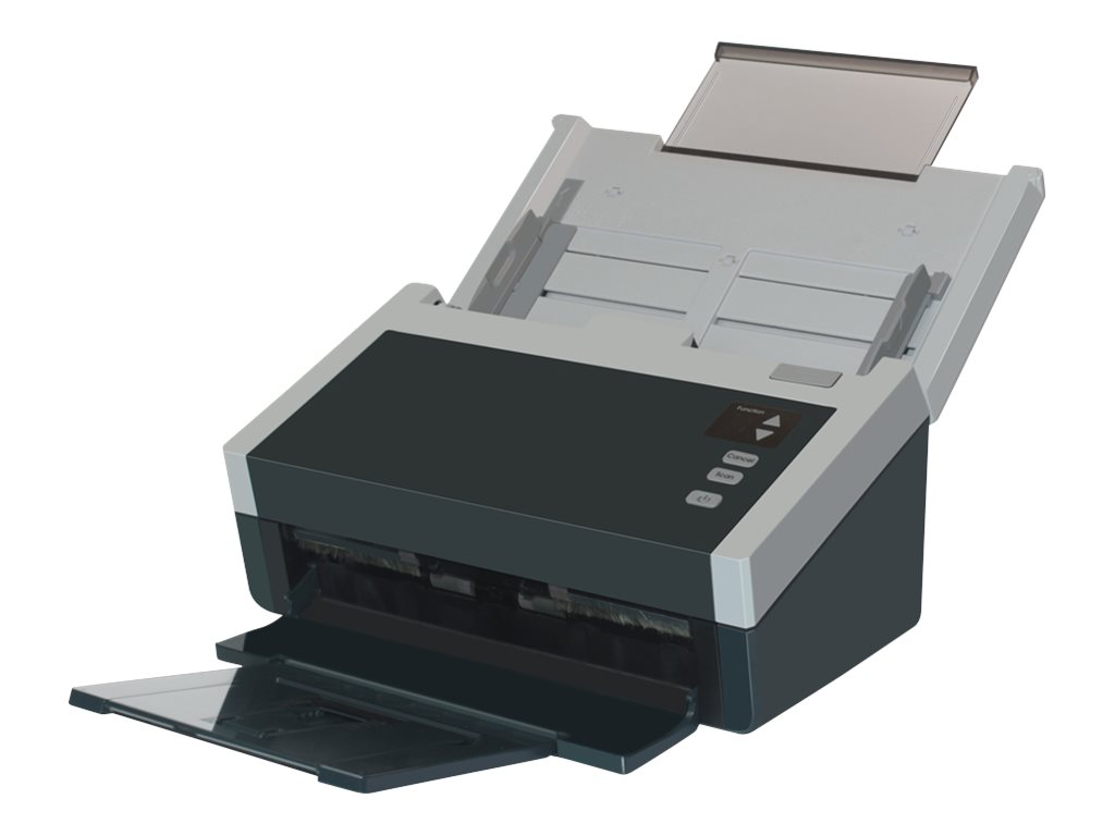 Avision AD240U - Dokumentenscanner - CCD - Duplex - A4/Legal - 600 dpi - bis zu 60 Seiten/Min. (einfarbig)