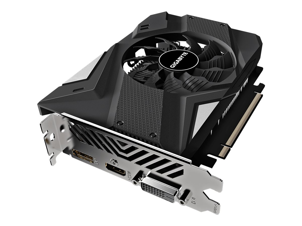 Gigabyte GeForce GTX 1650 SUPER D6 4G - Grafikkarten