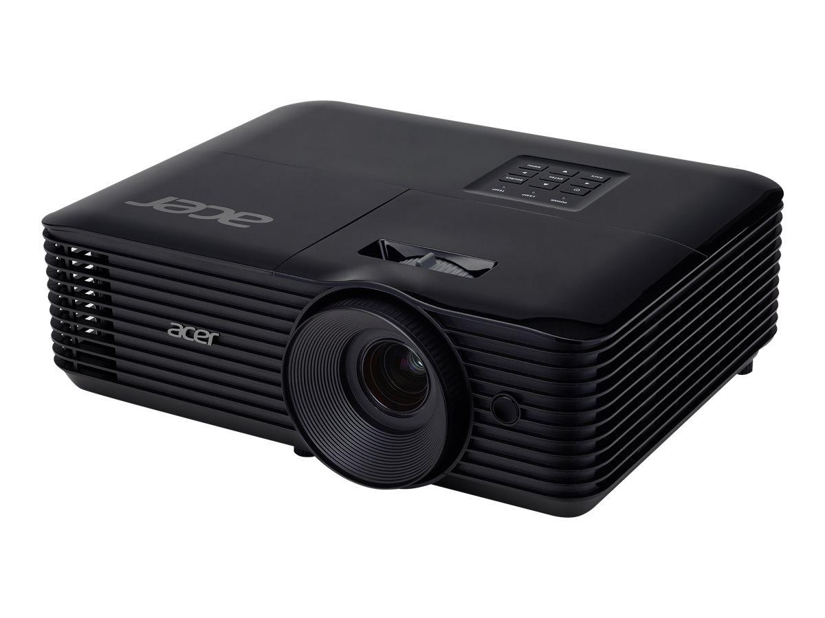 Acer X118HP - DLP-Projektor - UHP - tragbar - 3D - 4000 lm - SVGA (800 x 600)