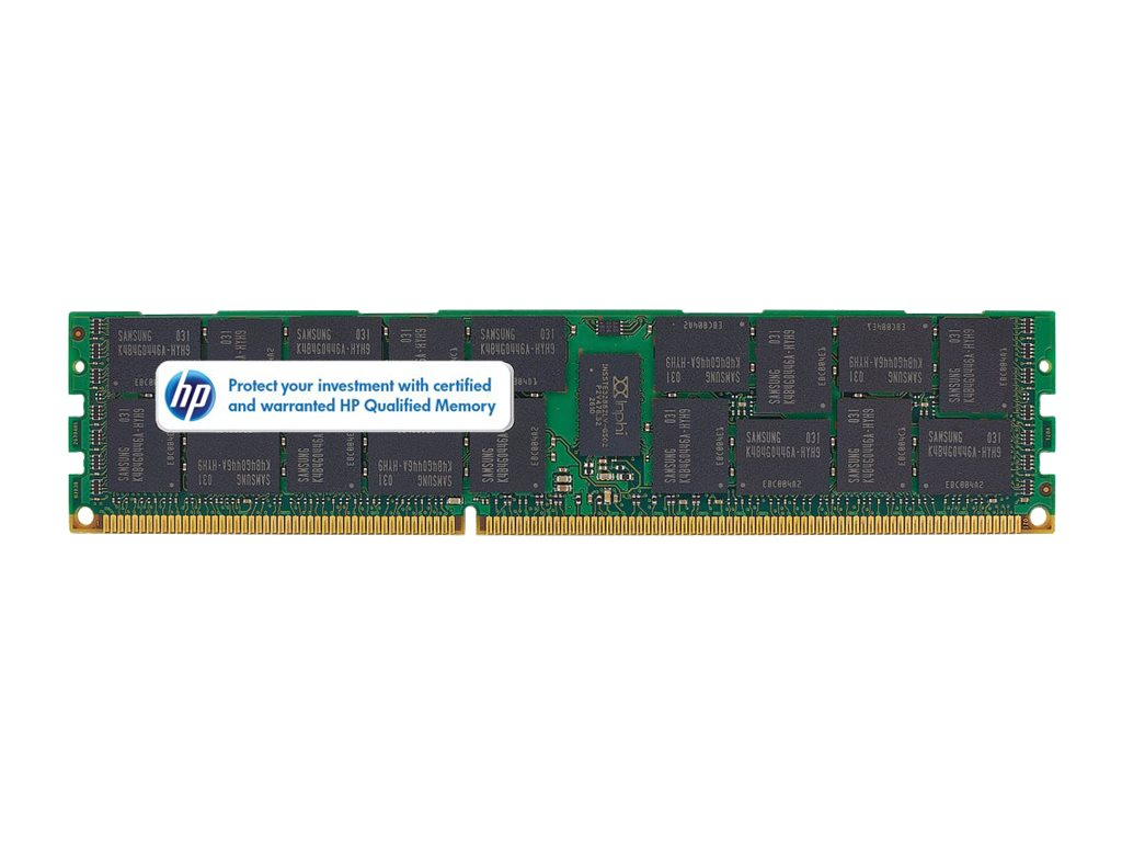 HP 2GB MEMORY KIT DDR3-1333 RDIMM (593907-B21) - REFURB