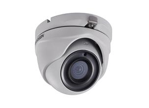 Hikvision DS-2CE56F7T-ITM CCTV security camera Outdoor Grau