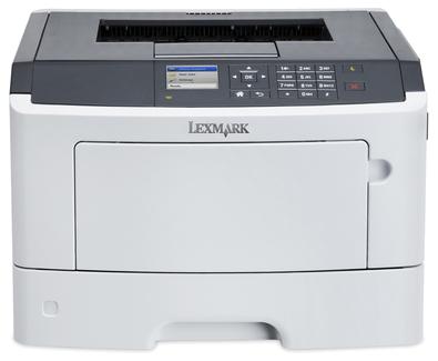 Lexmark MS510dn 1200 x 1200DPI A4