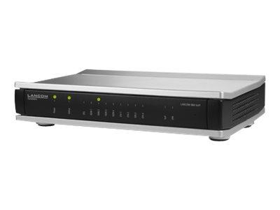 Lancom 884 VoIP - Router - DSL-Modem - 4-Port-Switch