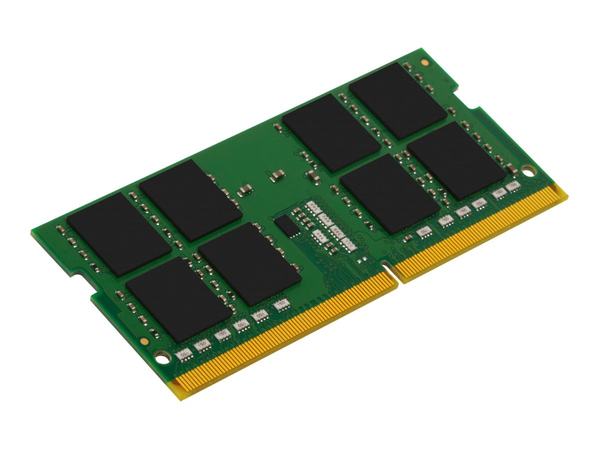 Kingston ValueRAM - DDR4 - Modul - 16 GB - SO DIMM 260-PIN
