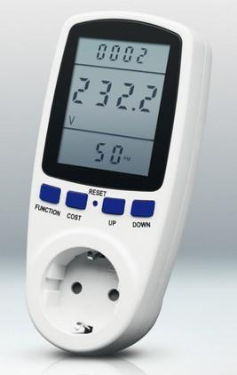 Vorschau: X4-TECH 700379 - Elektronisch - PlugIn einfügen - Weiß - LCD - 230 - 240 V - 50 Hz