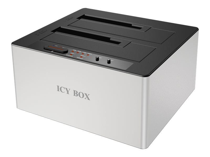 ICY BOX ICY BOX IB-121CL-6G - Speichercontroller (RAID)