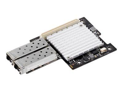 ASUS MCB-10G-2S - Netzwerkadapter - PCIe 3.0 x8 Mezzanine