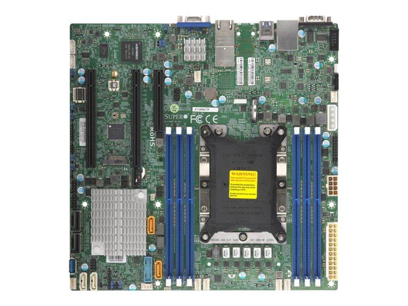 Supermicro X11SPM-TF - Motherboard - micro ATX