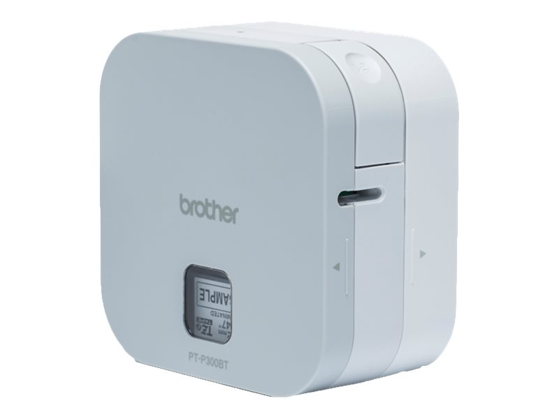 Brother P-Touch PT-P300BT - Etikettendrucker - Thermal Transfer - Rolle (1,2 cm)
