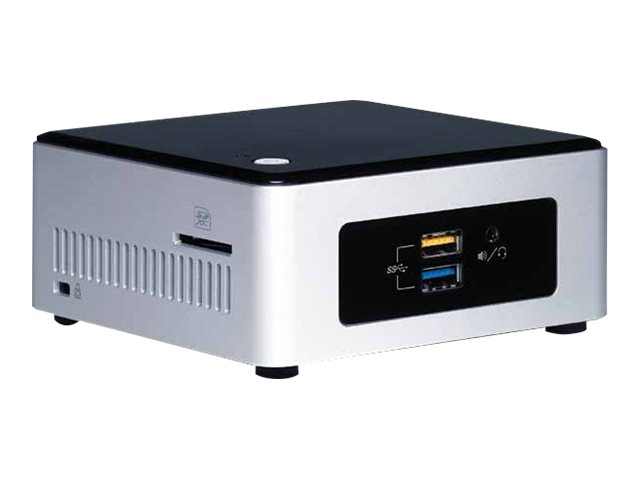 Intel Next Unit of Computing Kit NUC5CPYH - Barebone