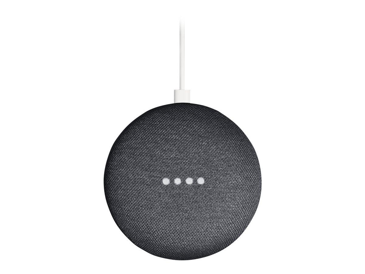 Google Home Mini - Smart-Lautsprecher - Wi-Fi