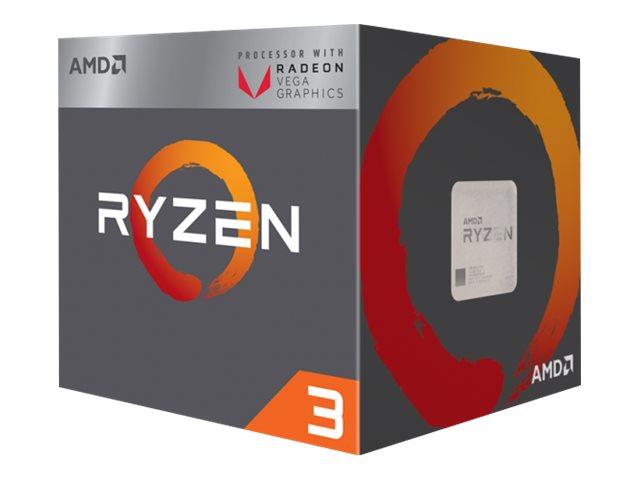 AMD Ryzen 3 2200G - 3.5 GHz - 4 Kerne - 4 Threads