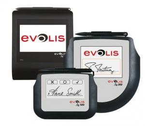 Evolis Sig200 Signature Pad Color - USB