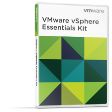 Fujitsu VMware vSphere Essentials Kit - Lizenz + Abonnement für 1 Jahr