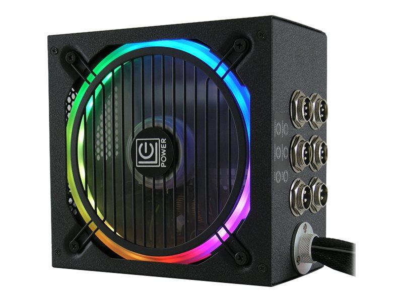 LC Power Metatron Gaming Series LC8750RGB V2.3 Prophecy RGB - Netzteil (intern)