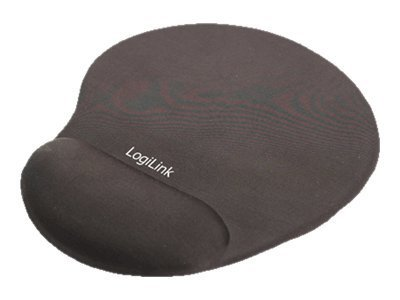 LogiLink Mousepad with GEL Wrist Rest Support